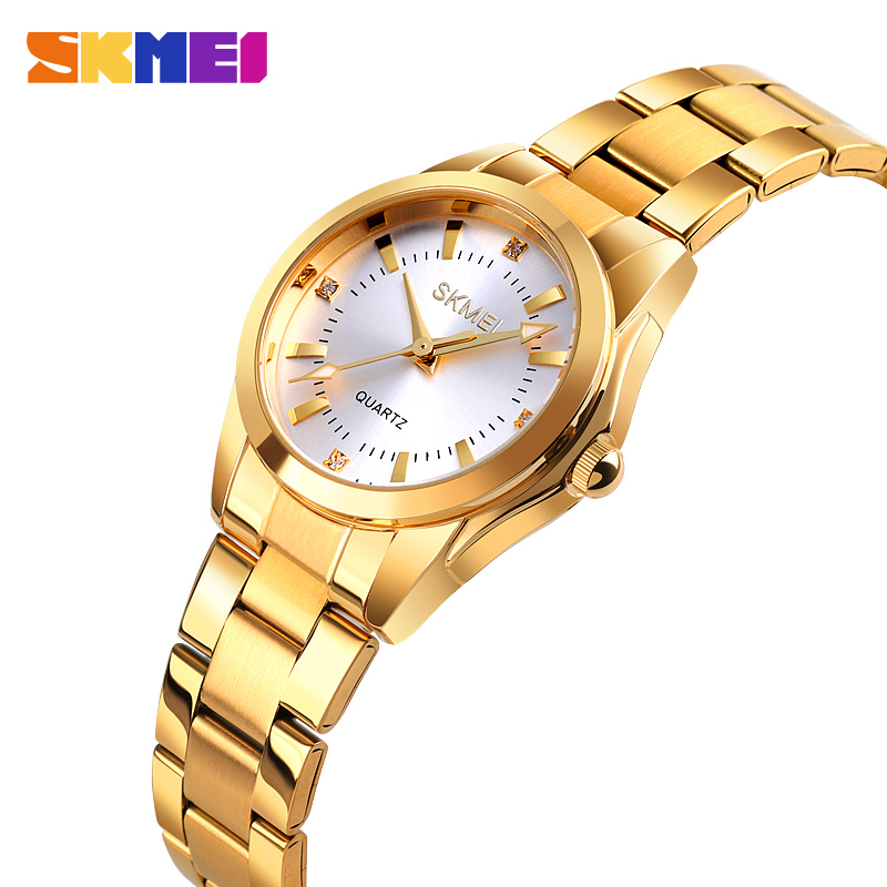 2020 SKMEI Casual Women Romantic Quartz Watches Luxury Female Girl Clock Waterproof Ladies Wristwatches Relogio Feminino 1620 1