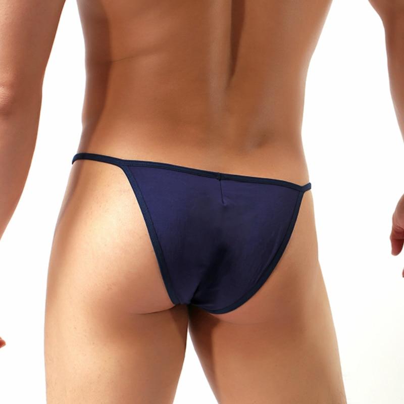 Men Gay Underwear Jockstrap Mens Briefs Sexy Modal Underpants Cueca Briefs Soft Breathable Men Jock Strap U Convex Crotch Man