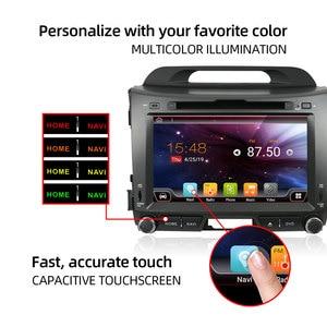 Image 3 - Bosion 4G 64G Android 10,0 2 din auto multimedia player auto dvd für KIA sportage 2011 2012 2013 2014 2015 steuergerät gps navigation