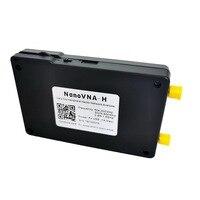 vhf uhf Aokin NanoVNA-H וקטור Network Analyzer אנטנה מנתח 50kHz ~ 1.5GHz VNA 2.8 אינץ LCD HF VHF UHF UV עם קייס פלסטיק (3)