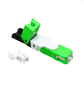 Image 5 - ESC250D SC APC SM Single Mode Fiber Optic Fast Connector Quick New Model FTTH Fast Connector