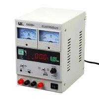 Brneaci UD 1503D + 15V 3A Einstellbare DC Stabilisierte Digital Display Power Meter Handy Wartung Netzteil-in Handwerkzeug-Sets aus Werkzeug bei