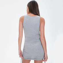 Spring and summer women's slim fit hip dress
