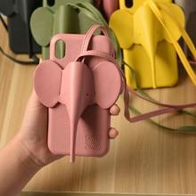 Elephant style phone case For iPhone 6 6