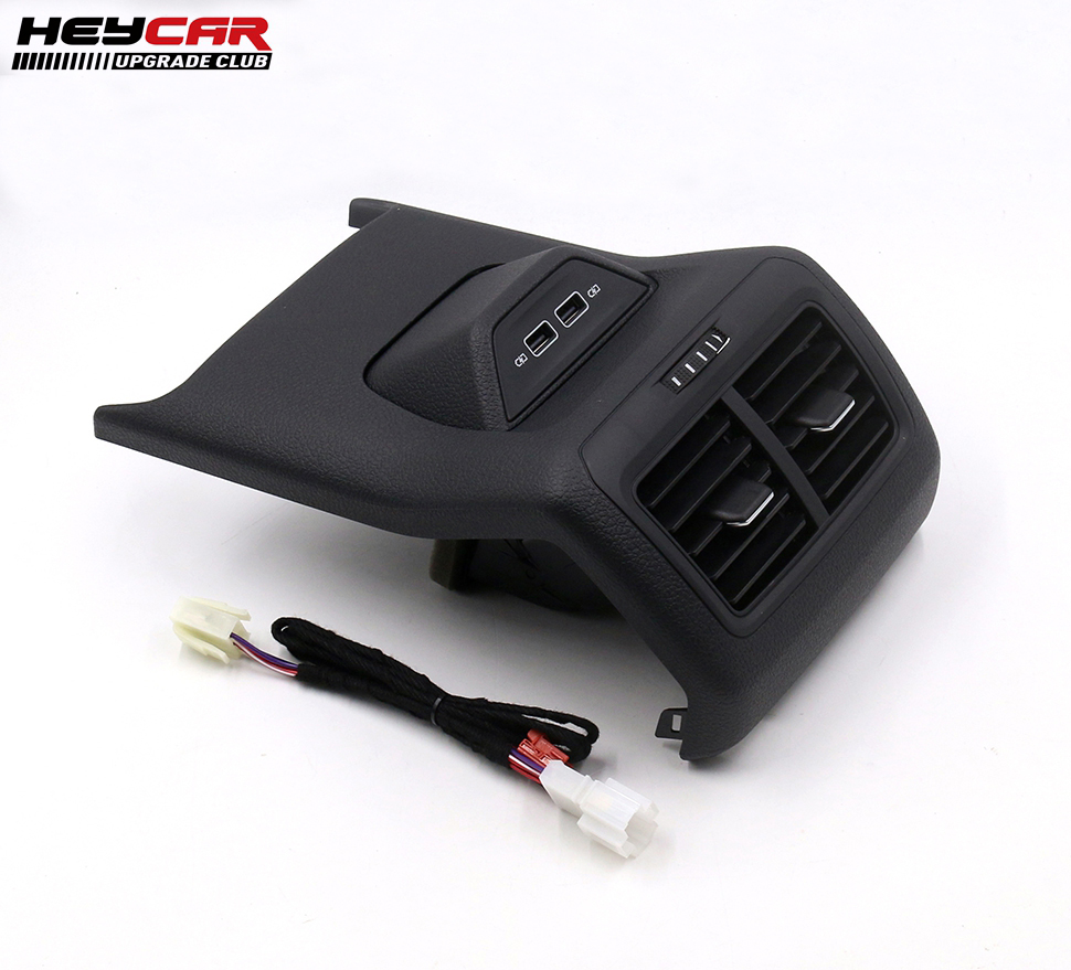 LHD Rear Seat Double USB Charging FOR Golf 7 7.5 MK7 MK7.5(China)