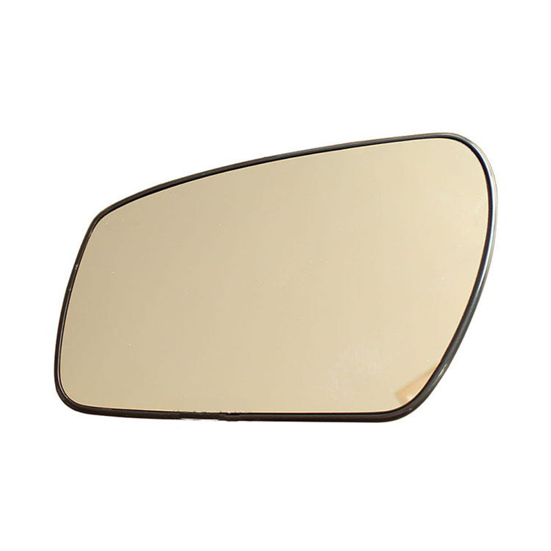 VAUXHALL ASTRA 2009-2010 DRIVER SIDE Wing Mirror Glass WIDE ANGLE Heated Base