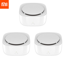 Newest Xiaomi Mijia Smart Mosquito Repellent Killer Timing Switch Detect Synchronization LED light Work with Mi Homes APP Smart