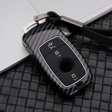 Zinc Alloy Car Remote Key Case Cover For Benz Mercedes A-Class E-Class E43 W213 E300 E400 W213 2016 2017 2018 2019 A-Class W177 vox class a