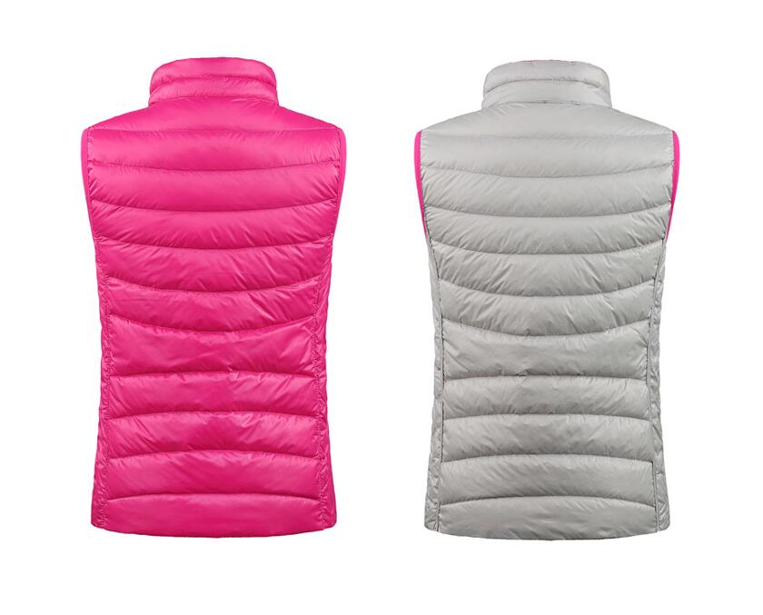 Engrossar Casaco Colete Sportswear Leve Colete de Golfe