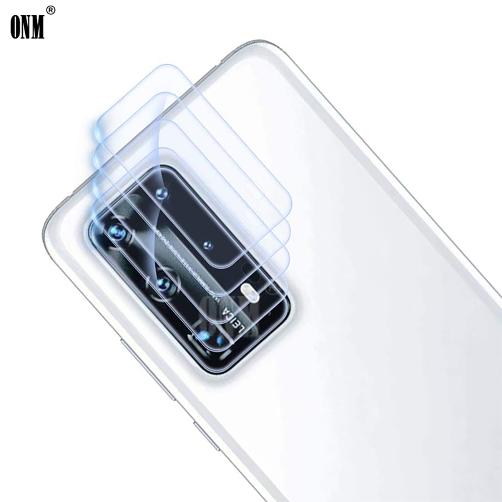 P40 Camera Lens Tempered Glass For Huawei P40 Pro Screen Protector For Huawei P40 Pro Plus Back Camera Lens Glass Film