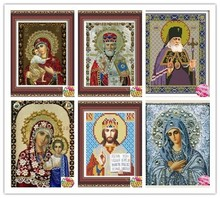 new  5D crystal Round diamond painting diy diamond painting embroidery  Home Decor dimond mosaic religious for people gift luovizem new 5d diy diamond painting religious people diamond embroidery religious round mosaic needlework rhinestone home decor