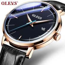 Olevs 6609 оригинальные мужские бизнес автоматические механические