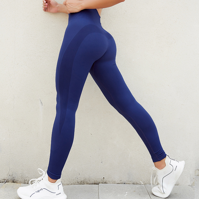 Das Mulheres Leggings Leggings Leggings de Fitness Esporte Atlético