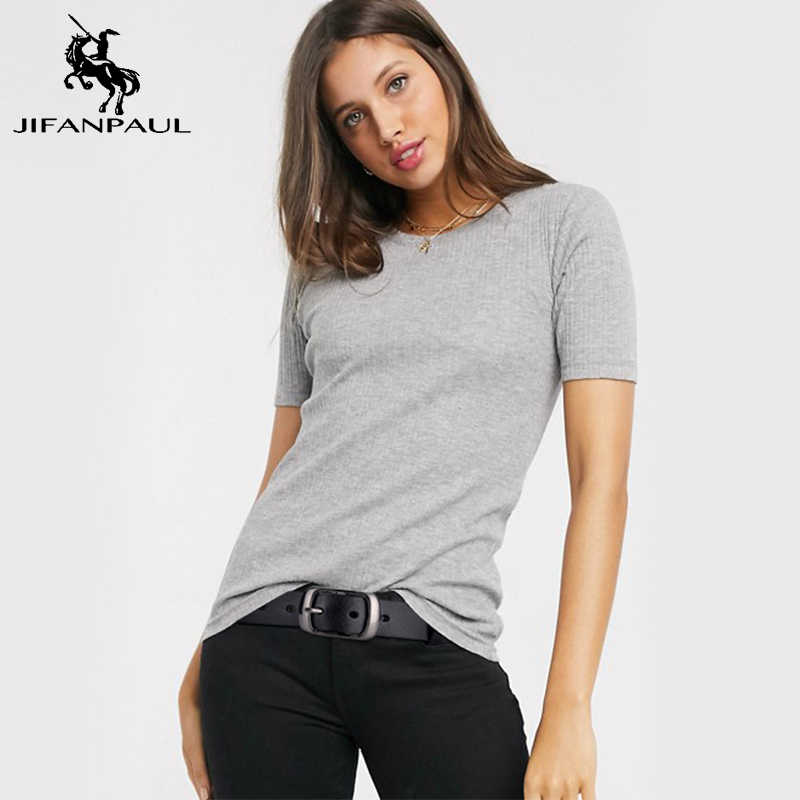 JIFANPAUL Genuine leather ladies fashion retro punk belt alloy pin buckle high quality ladies business casual  trend jeans belt