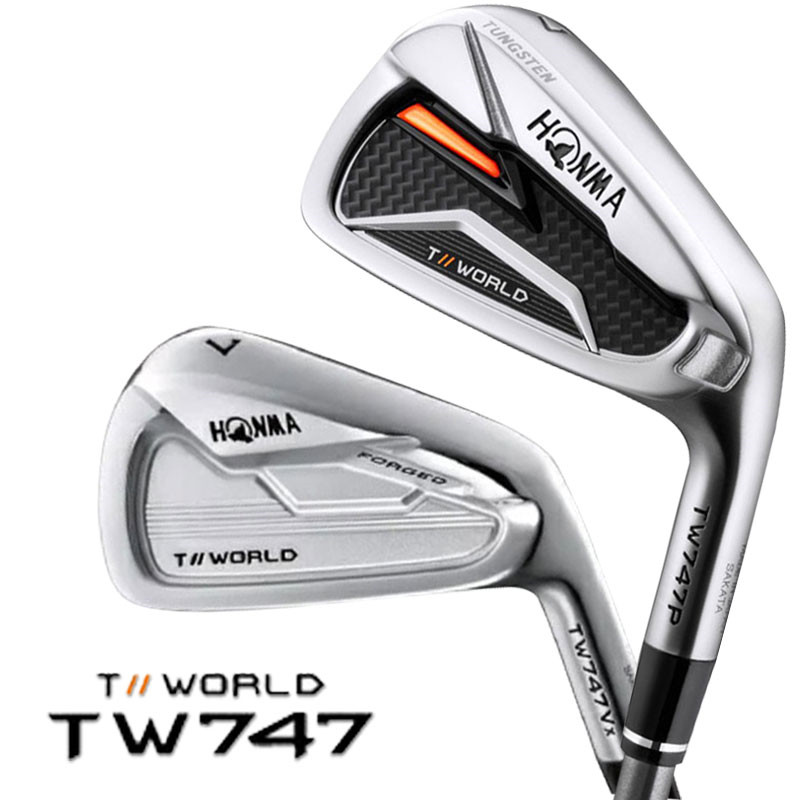 2020 New Mens Golf Clubs HONMA TW747VX Golf Irons 4-10 Irons Clubs Graphite Shaft R/S/ Flex And Golf Headcover Free Shipping