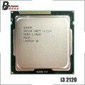 Двухъядерный процессор Intel Core i3 2120, 3,3 ГГц, 3 м, 65 Вт, LGA 1155, satmak i3 2100