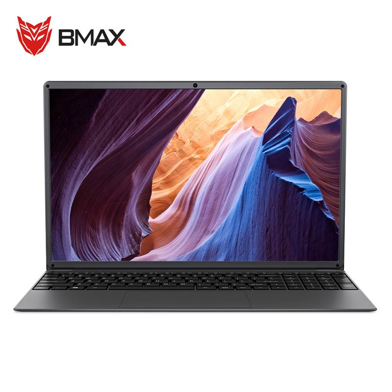 BMAX S15 Laptop 15.6 Inch Intel Gemini Lake N4100 8GB RAM LPDDR4 128GB ROM SSD Quad Core 1920 * 1080 IPS Windows 10 Notebook