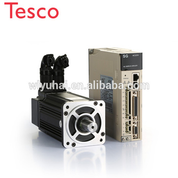 цена на ethercat yaskawa similar servo pack 220v ac 750w 1kw servo motor
