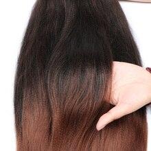 Pre streched braiding hair easy braid 26inch length 95gram J