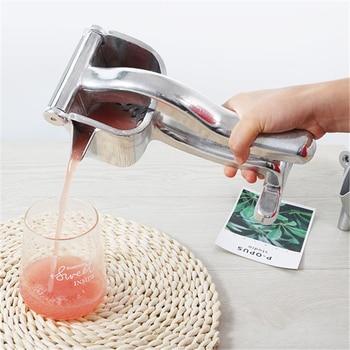 Manual Fruit Juicer Multifunctional Handheld Lemon Orange Press Portable Machine Squeezes Durable