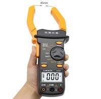 Digital Amper Clamp Meter Multimeter Current Clamp Pincers Voltmeter Ammeter 1000A AC/DC Ohm Current Voltage Tester