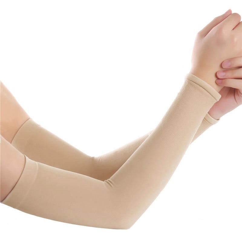 1 par de mangas para dirigir e esportes ao ar livre, mangas e proteção solar para mulheres e esportes ao ar livre