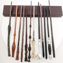 24 metal core magic wand Dumbledore Hermione Malfoy magic wand model performance props role-playing props gifts