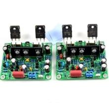 FFYY 2Pcs Mx50 Se 100Wx2 çift kanallı ses güç amplifikatörü kurulu Hifi Stereo amplifikatörler Diy kiti