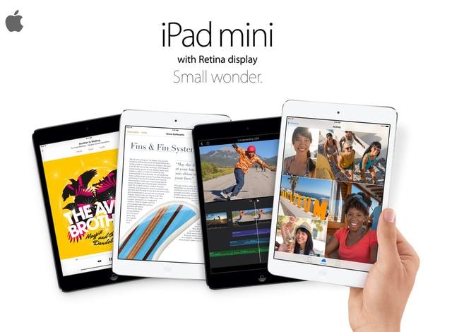 Apple iPad Mini 2nd 7.9 inch 2012 90% New Original Used 16/32/64Gb Black Silver iOS Tablet WiFi version Dual-core A5 5MP 6