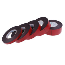 Double Sided Tape Super Strong Double Faced Adhesive Tape Foam Self Adhesive Pad For Mounting Fixing Pad Sticky 1MM Thickness(China)