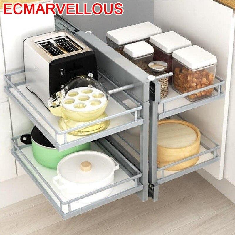 Colgar En La Ducha Accesorios Armario Cestas Para Organizar Rangement Cuisine Cocina Cozinha Kitchen Cabinet Storage Basket