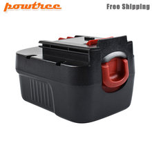 Prowtre 14.4v 3500mah ni-mh hpb14, para decoração preta 499936-34 499936-35 a144 a144ex a14 a14f bateria potente para substituição