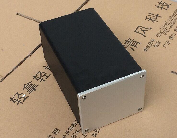 BZ1311 Alle aluminium verstärker chassis/Vorverstärker fall/AMP Gehäuse/DIY box (134*114*299mm)|Verstärker|   - AliExpress