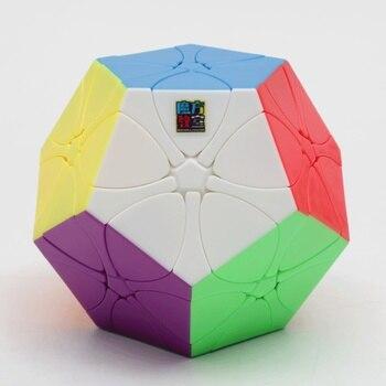 цена на Magic domain classroom magic Dragon series plum blossom Rubik's Cube third-order plum blossom fun children's toy
