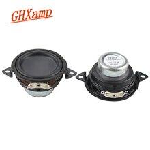 GHXAMP 1,75 дюйма 45 мм неодимовый Полнодиапазонный динамик s Bluetooth Встроенный для Dynavox динамик 2 шт. 8 Ом 7 Вт