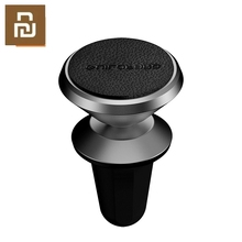 Guildford uchwyt samochodowy na telefon Mini wylot powietrza uchwyt samochodowy magnetyczny uchwyt na powietrze Vent stojak na IPhone Xs Samsung Xiaomi