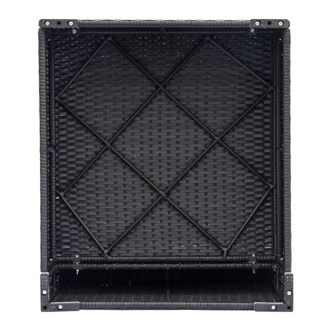 Single Sofas  75x65x63CM Blue /Black 4