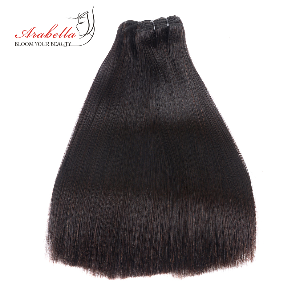 30 Inches Super Double Drawn Hair Bundles Bone Straight Hair  Bundles Natural Virgin 100%   Bundles Arabella 2