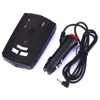 Car Radar Detector English Russian Auto 360 Degree Vehicle V5 Speed Voice Alert Alarm Warning La/X/Ct/K/Ka Band Led Display|Home Automation Kits| |  -