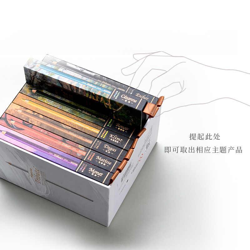 Andstal Marco MASTERS COLLECTION 80 สี Fine Art ศิลปินดินสอสีน้ำมันชุดวาดสีดินสอสี