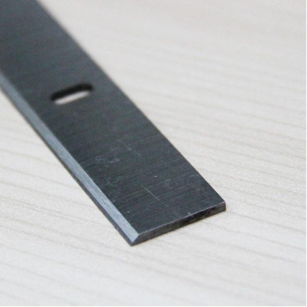 1 Set Planer Blades 261x16.5x1.5mm Fit For For Scheppach High Speed Steel