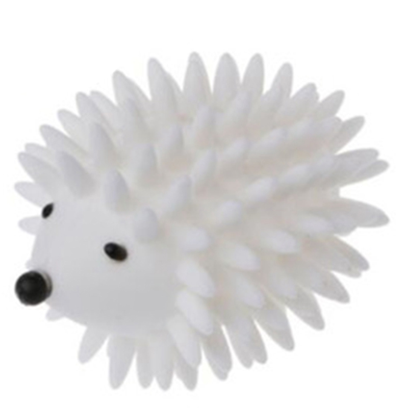 5pcs Floating Pet Fur Catcher Laundry Lint Hair Catcher For Washing Machine Ic Hedgehog Drying Ball