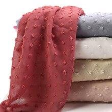 M34 Высокое качество шифоновый дизайн хиджаб шарф платок обёрточная повязка длинный женский шарф/шарфы 180*75 см можно выбрать цвета