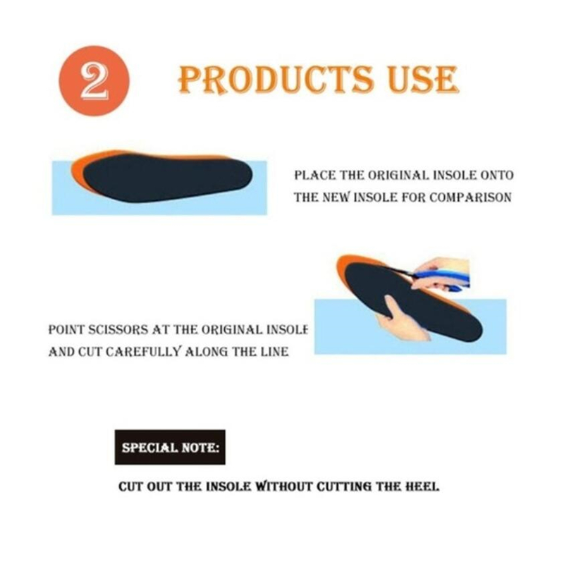 USB Electric Powered Heating Insoles Washable Winter Warm Shoes Insole Size 35 44 Outdoor Sports Feet Warmer Heated Insole in Insoles from Sports Entertainment