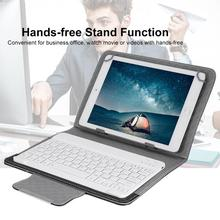 Portable Mini Wireless Bluetooth Keyboard For Tablet Laptop Smartphone iPad Support IOS Android System Phone Universal And Cover