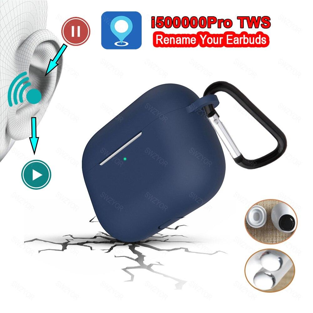1:1 Air 3 capteur de pression sans fil écouteur Original i500000 Pro Tws Bluetooth écouteurs écouteurs H1 puce Pk i100000 i200000 tws