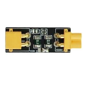 1-6S 33V XT30 Smoke Stopper Connecting Line Short Tester Circle Breaker for RC Models