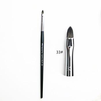 33#pro tapered liner brush Makeup brush  Lip brush  Beauty brush brand Cosmetic brush S Series Eyeliner Brush Eyebrow brush недорого