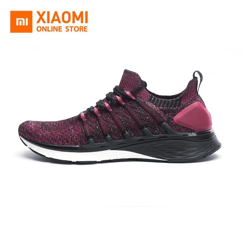 2019 Xiaomi Mijia Sneaker Sports Shoes 3 Men Running Shoes Popcorn Cloud Bomb 6 in 1 Uni moulding 3D Fishbone Lock System|Smart Remote Control| |  - title=