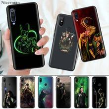 Silicone Case Cover Coque for Xiaomi Mi 9T CC9 CC9E A1 A2 A3 8 Lite Play 5X 6X Poco F1 Pocophone Loki Thor Phone Shell Capa